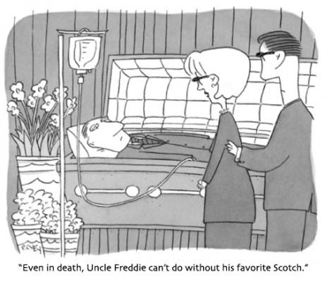 Uncle Freddie's Funeral